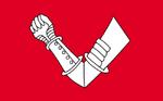 Wahrscheinliche Flagge von Kovir während der Herrschaft der Thysseniden