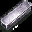 Tw3 meteorite silver ingot.png