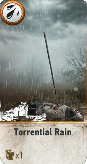 Tw3 gwent card face torrential rain.png