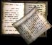 Manuskript, entdeckt in einer Drachenhöhle
