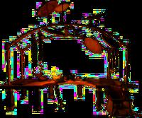 Alchemie Labortisch