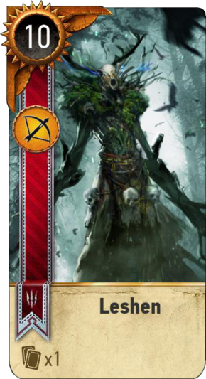 Tw3 gwent card face Leshen.png