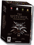 The Witcher: Enhanced Edition Box der Verkaufsversion
