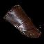 Aufwertung aus solidem Leder