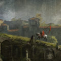 Tw3 bw mq7024 painting knight on horse.png