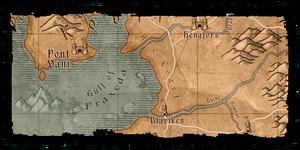 Seebogen Küste (Arc Coast)
