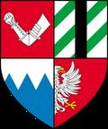 Wappen von Kovir und Poviss