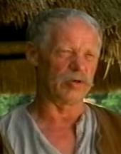 Edward Kusztal als Dhun in der TV Serie The Hexer