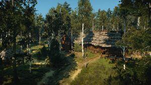 Tw3 isolated hut (novigrad).jpg