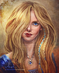 The blue pearl by justanor.jpg