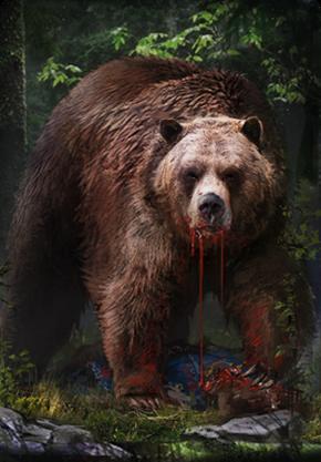 Tw3 cardart skellige young berserker bear.png