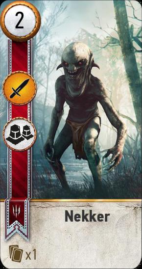 Tw3 gwent card face Nekker 1.png