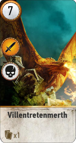 Tw3 gwent card face Villentretenmerth.png
