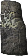 Stein des Wanderers