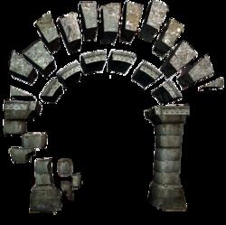 Aufbau des Teleporter-Portals