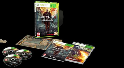 Inhalt der Xbox Enhanced Edition