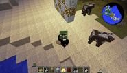 Harken Scythe - Item - Villager Zombie Head