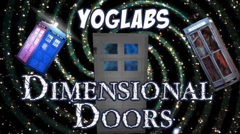 YogLabs - Dimensional Doors