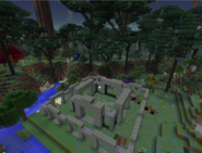Enchanted Forest - Questing Ram