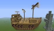 Better Dungeons - Big Pirate Ship