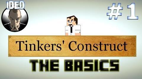 Minecraft Tutorials - Tinkers Construct - The Basics