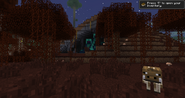 Hydra in fire swamp