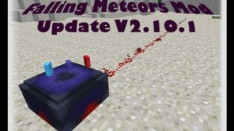 Meteor Mod Update Info V2.10