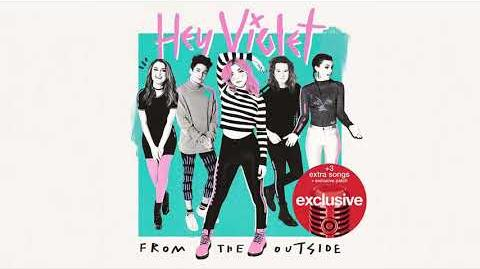 Hey Violet - These Moments (Audio)