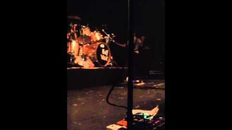 Radioactive - Hey Violet, Amsterdam December 6th 2015