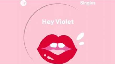Hey Violet - Hoodie (Recorded At Spotify Studios NYC)