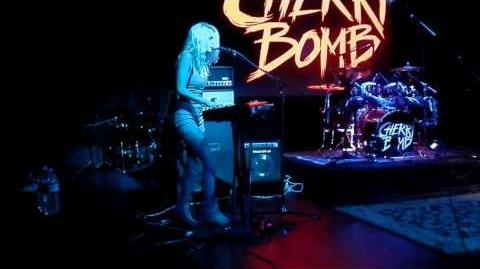 Cherri Bomb - Sacramento - If I Told You