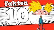 10 Fakten zu「 Hey Arnold 」die du vielleicht noch nicht wusstest