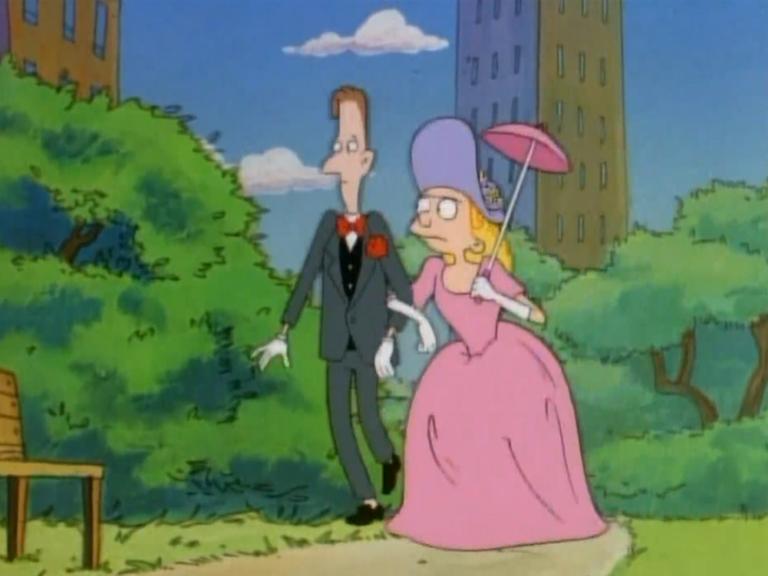Helga's Boyfriend