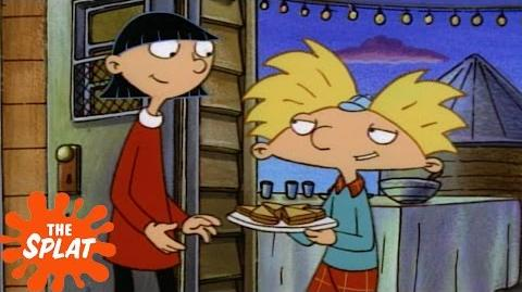 Rhonda Wants to be a Geek Hey Arnold! The Splat