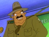 Lieutenant Major Goose