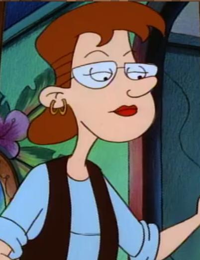 Iggy's mother