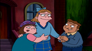 Patty and her parents