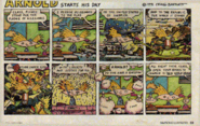 Simpsons Illustrated 02. Arnold Starts His Day