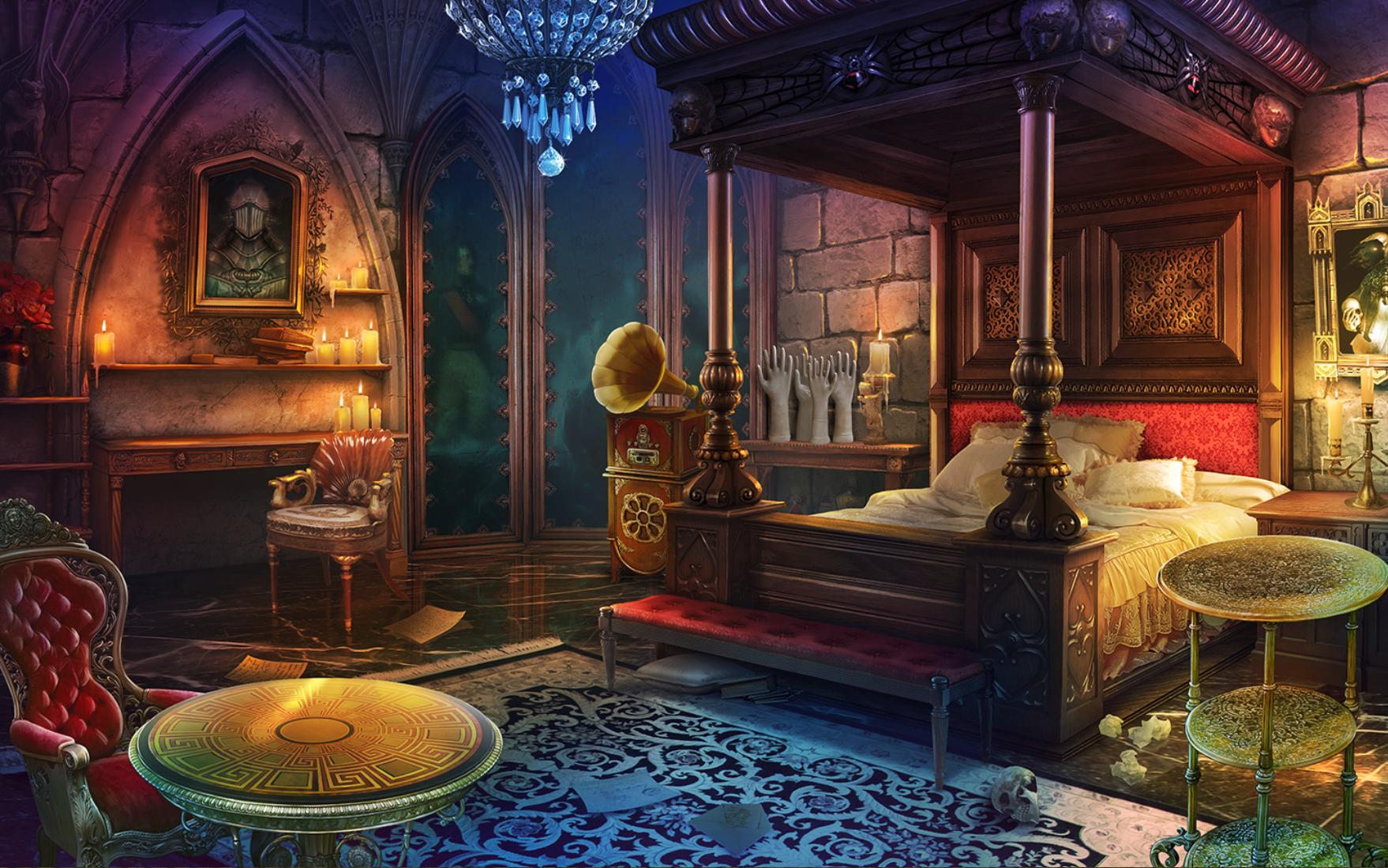 Mistress Room Hidden City Wiki Fandom