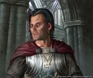 Oberyn Martell by Henning Ludvigsen, Fantasy Flight Games©