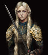 Visenya Targaryen by Bella Bergolts©