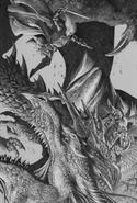 Batalla Ojo de Dioses by Douglas Wheatley