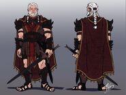 Aenar Targaryen (concept) by Naomi©