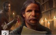 The Reader by Nacho Molina, Fantasy Flight Games©