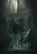 Iron Throne by Paolo Puggioni©