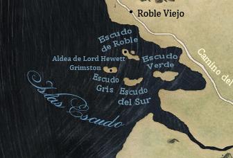 Escudo de Roble