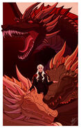 Daenerys Targaryen by Naomi©