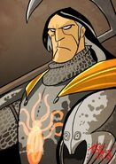 Victarion Greyjoy by The Mico©