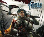 Victarion Greyjoy by Alexandre Dainche, Fantasy Flight Games©