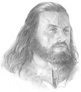 Orys Baratheon by Douglas Wheatley©